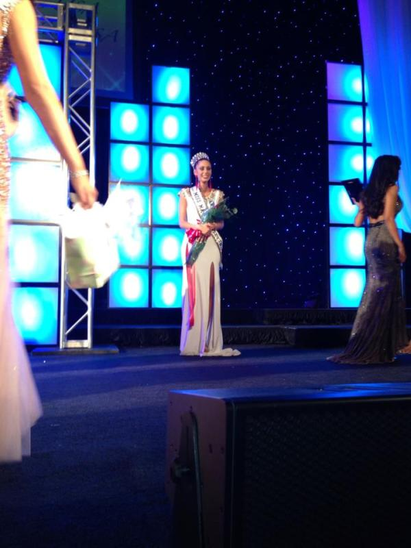 MMG's Sarah Kidd wins Miss Mass 2012